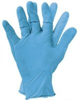 RKAWICE 100% LATEX RALATEX-BLUE 